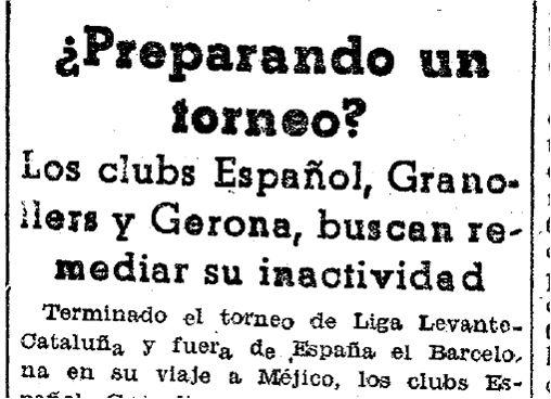 MUNDO DEPORTIVO 21/05/1937