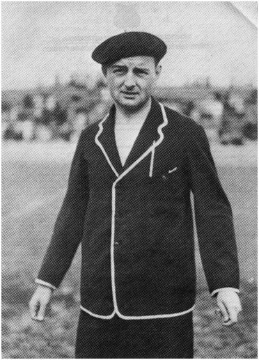 Pedro Vallana Jeanguenat, Perico. Fuente: Terrachet, Enrique: El Euzkadi, 1937-39 (Apéndice 2 a la historia del Athletic de Bilbao). Bilbao, La Gran Enciclopedia Vasca, 1976.)