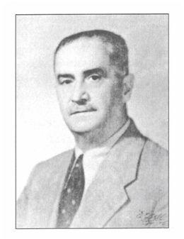 Ricardo de Irezábal Goti. (Fotografía cortesía de Gregorio Blasco, hijo.)