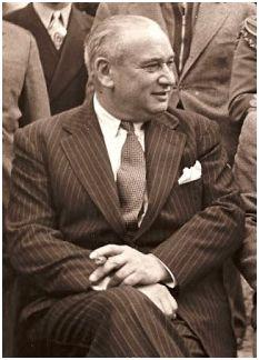 Ángel Saracho Urraza. Fuente: Fotografía procedente del archivo familiar Urraza