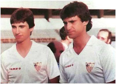 Juan Francisco y Antonio Álvarez