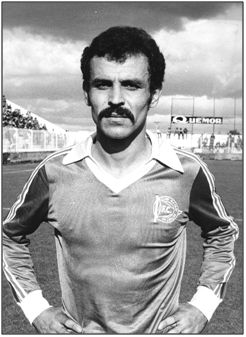 Pepe Juan durante su etapa en el ya extinto Getafe F. C., cedido por el club grancanario.