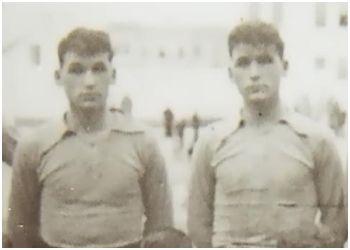 Hermanos Gemelos Anca I y Anca II (Pepe y Cholo)