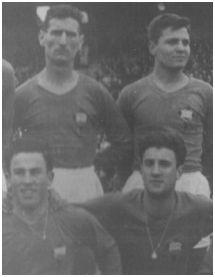 Primos Perniche (arriba izq) y Fàbregas (abajo der.)