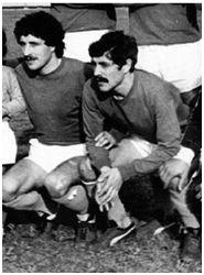 Los hermanos gemelos José y Manuel Collazo