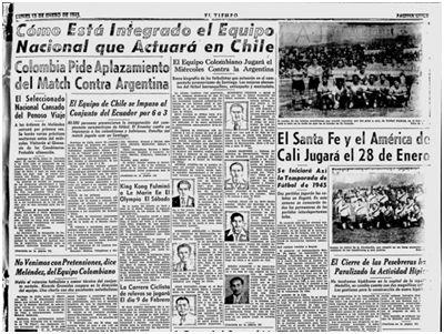 Fuente: Archivo periódico EL TIEMPO – Colombia.