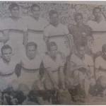 Ilustración: Nomina Selección Colombia 1945 – Fuente: Archivo periódico EL TIEMPO – Colombia.