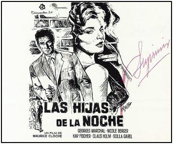 La censura no sólo estuvo obsesionada con el Sexto Mandamiento. Aunque al encargado de visar la publicidad de este film se le antojase muy provocativo el pecho de la protagonista.