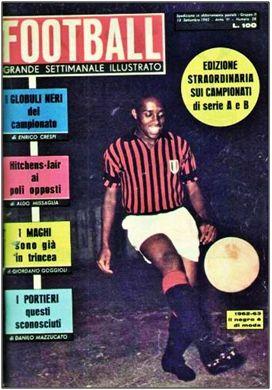 Germano, todavía solo futbolista, cuando en su cabeza no había otro pensamiento que el triunfo deportivo.