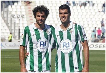 Los hermanos Fran Cruz y Bernardo