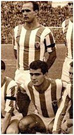 Simonet (arriba) y Juanín (abajo)