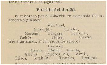 Heraldo del Sport, 31 de mayo de 1902.