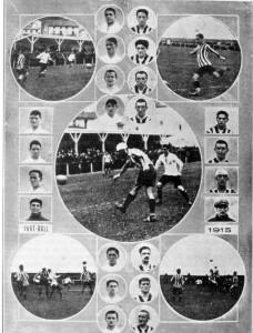 Real Unión - Athletic B, en Amute. 19.12.1915.