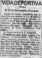 Defensor de Granada, El 25-4-1931