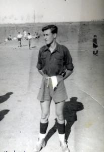 Felix Martialay_Futbolista en Soria