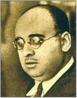 José María Cossío, antiguo presidente del Racing santanderino y receptor del escrito.