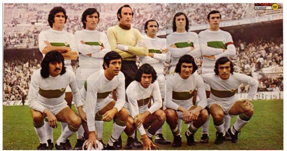 Los Equipos De La Liga. Elche C.F.
