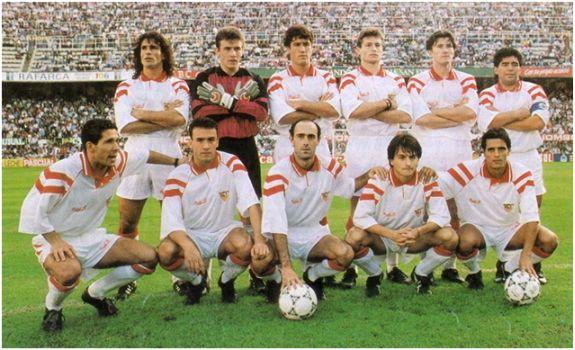 Los equipos de la Liga. Sevilla Fútbol Club | Cuadernos de Fútbol